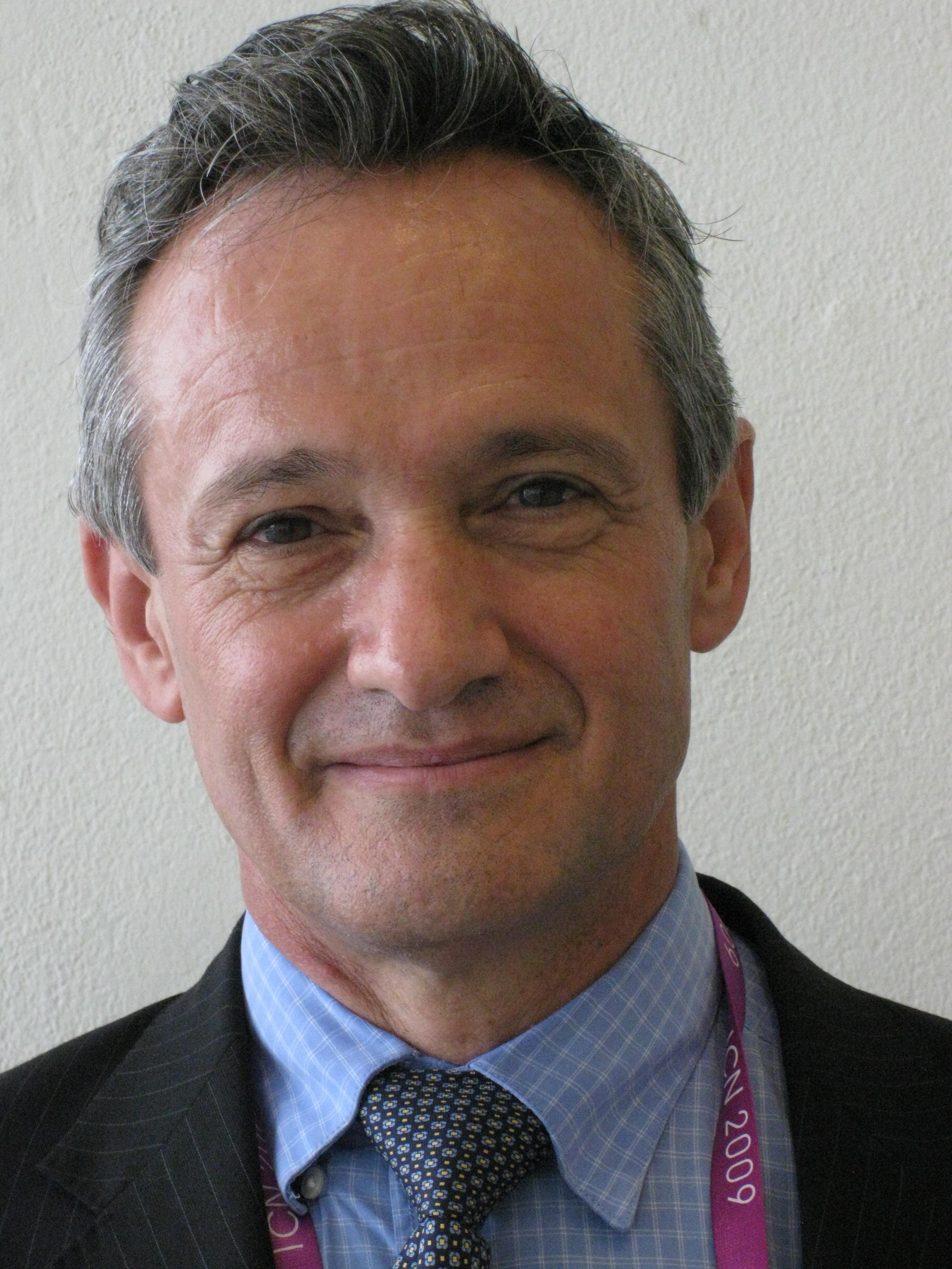 Dr. Juan Rivera Dommarco