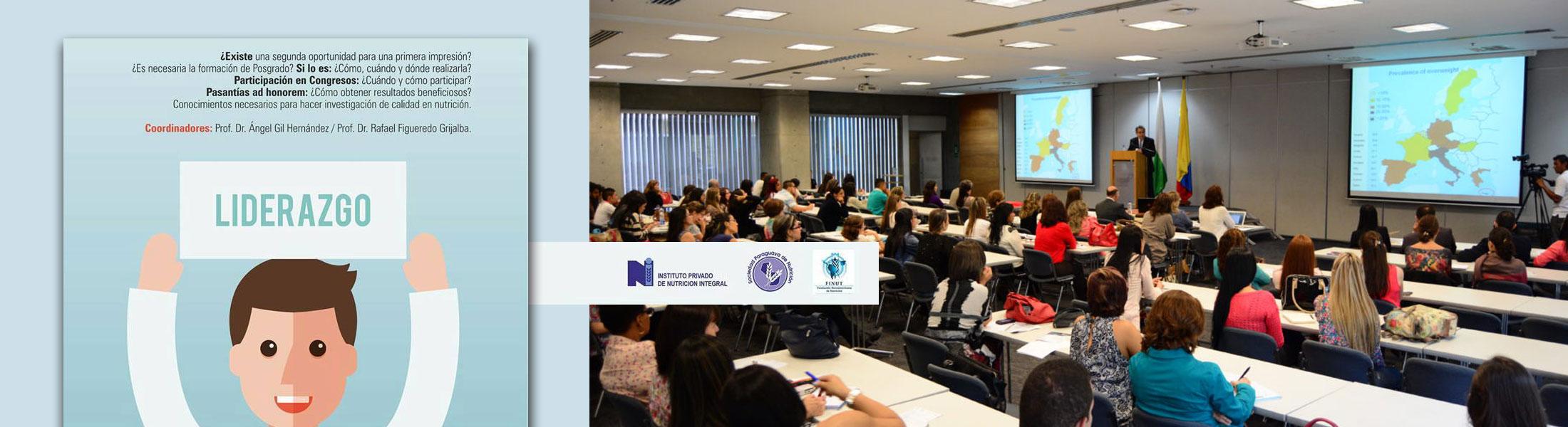 Workshop 'El nutricionista junior y su inserción en un ambiente laboral hostil'