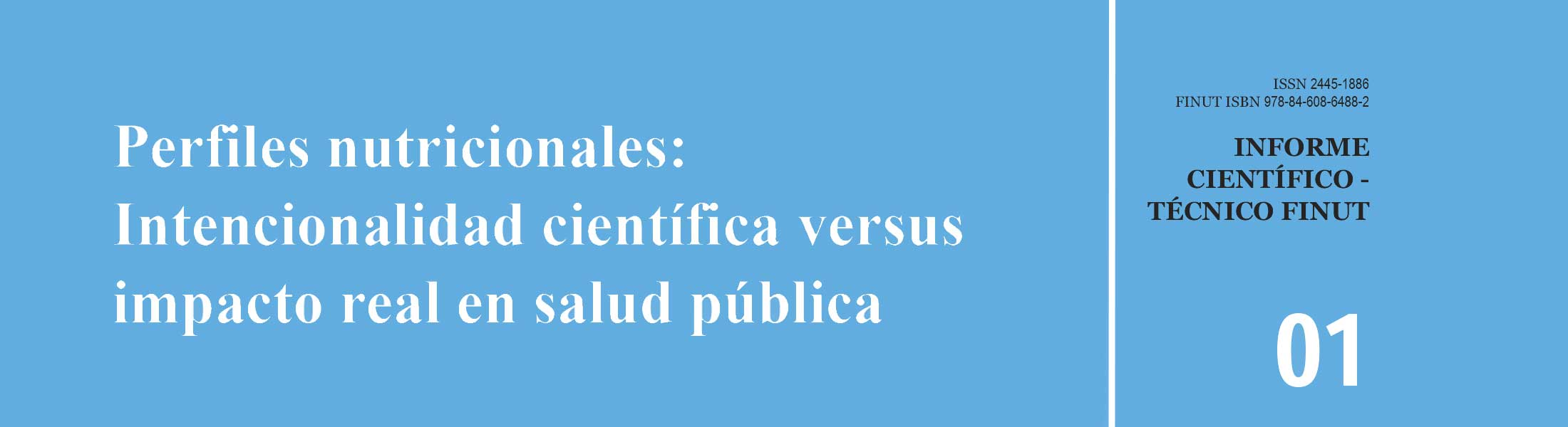 """Descárgate gratis la versión en español de nuestro informe """"Perfiles nutricionales"""""""