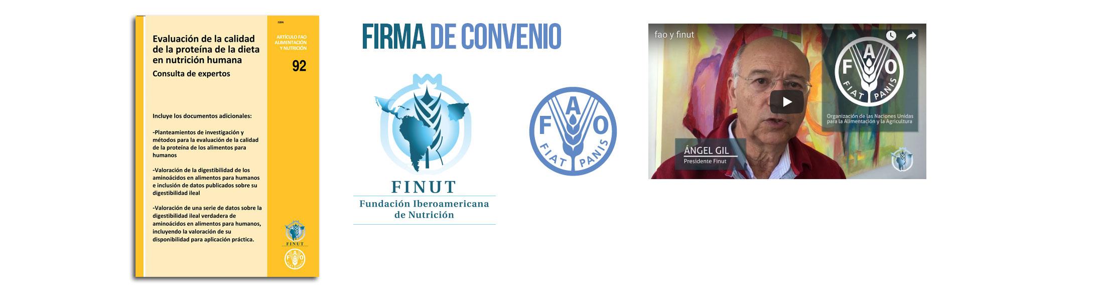 """Descárgate el Informe 92 FAO-FINUT """"Evaluación de la calidad de la proteína de la dieta en nutrición humana"""""""