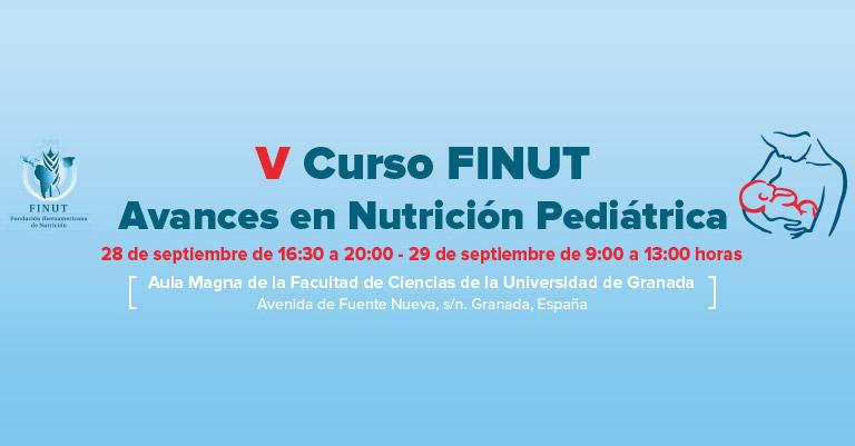 Abiertas las inscripciones para nuestro V Curso de Nutrición Pediátrica