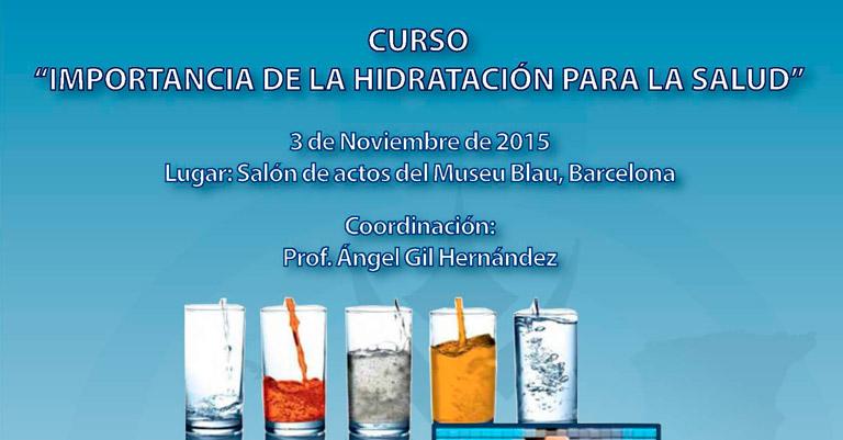 Curso Hidratación