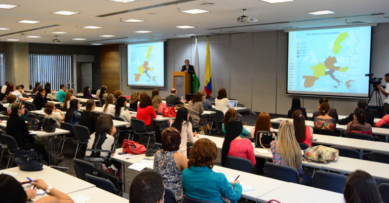 Workshop 'El nutricionista junior y su inserción en un ambiente laboral hostil'