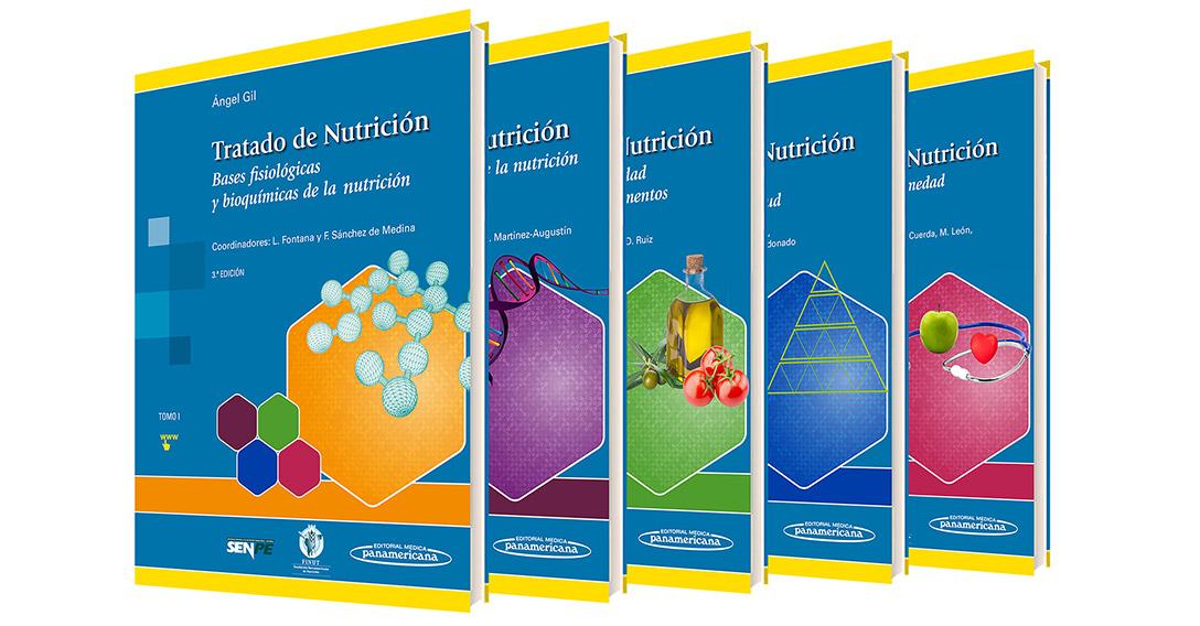 Tratado de Nutrición: 3ª edición