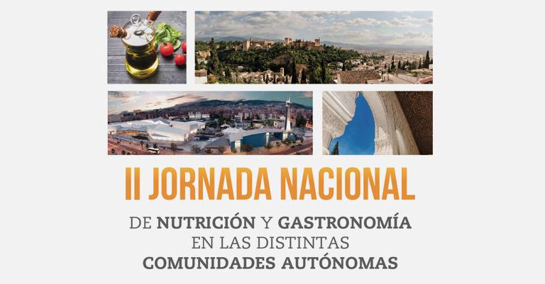 II Jornada Nacional de Nutrición y Gastronomía