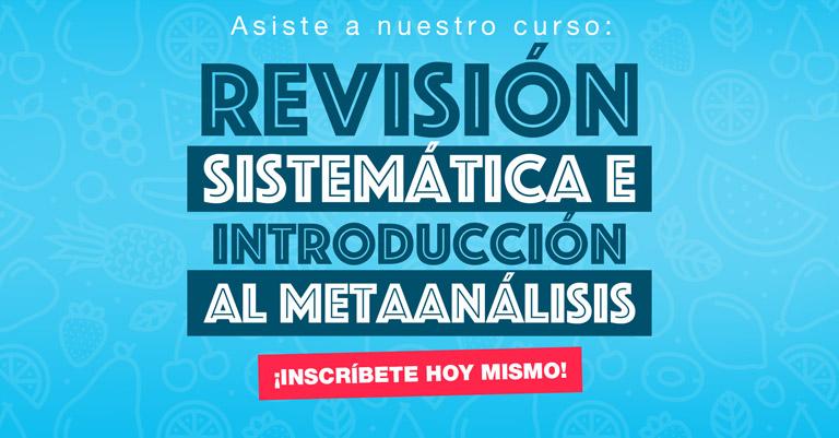 Curso de revisión sistemática e introducción al metaanálisis