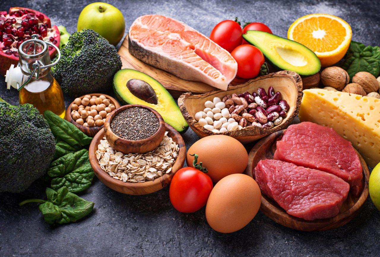 Asociación entre la ingesta de proteínas animales y vegetales y la mortalidad global y por causas específicas