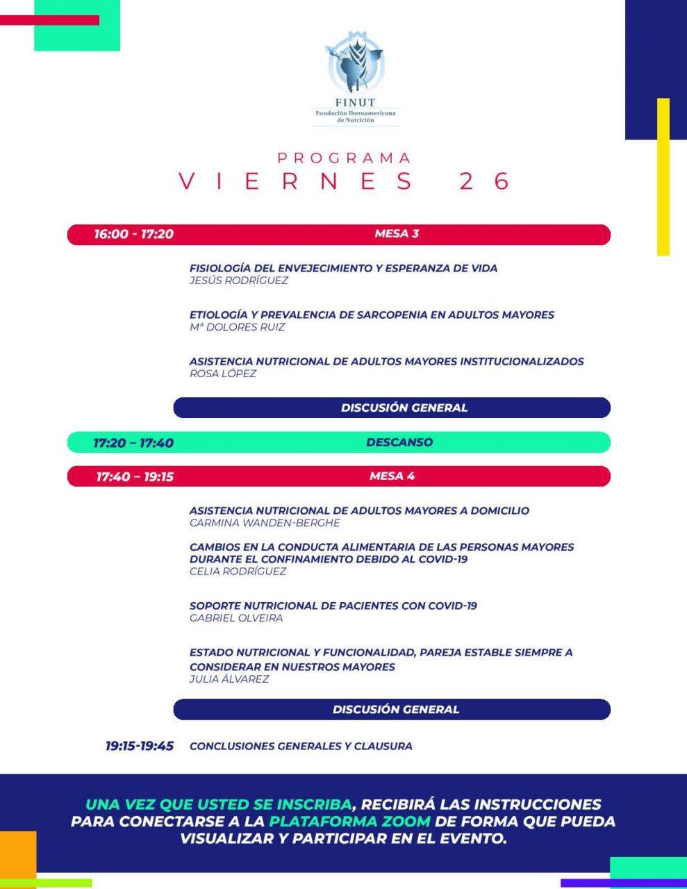 Programa VII Curso Verano FINUT
