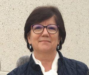 Mª Dolores Ruiz López, Secretaria de la FINUT