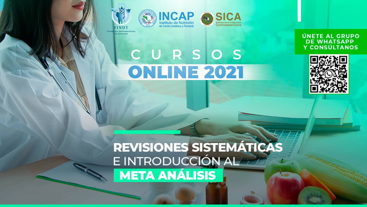 Curso FINUT-INCAP-Revisiones-e-introduccion-metanalisis