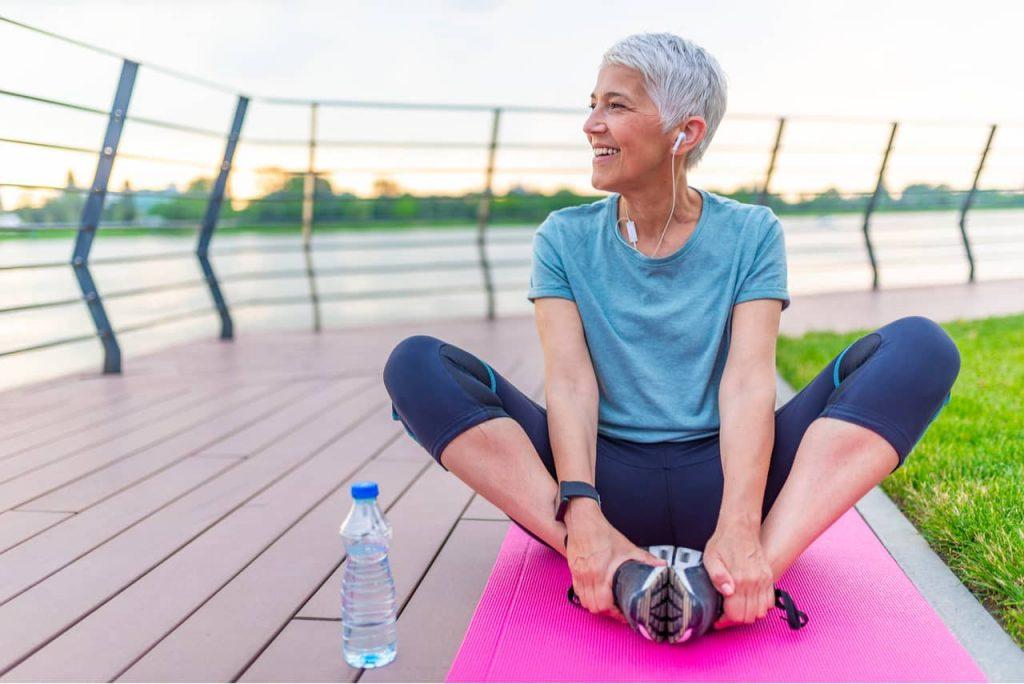 actividad física y bienestar mental COVID-19