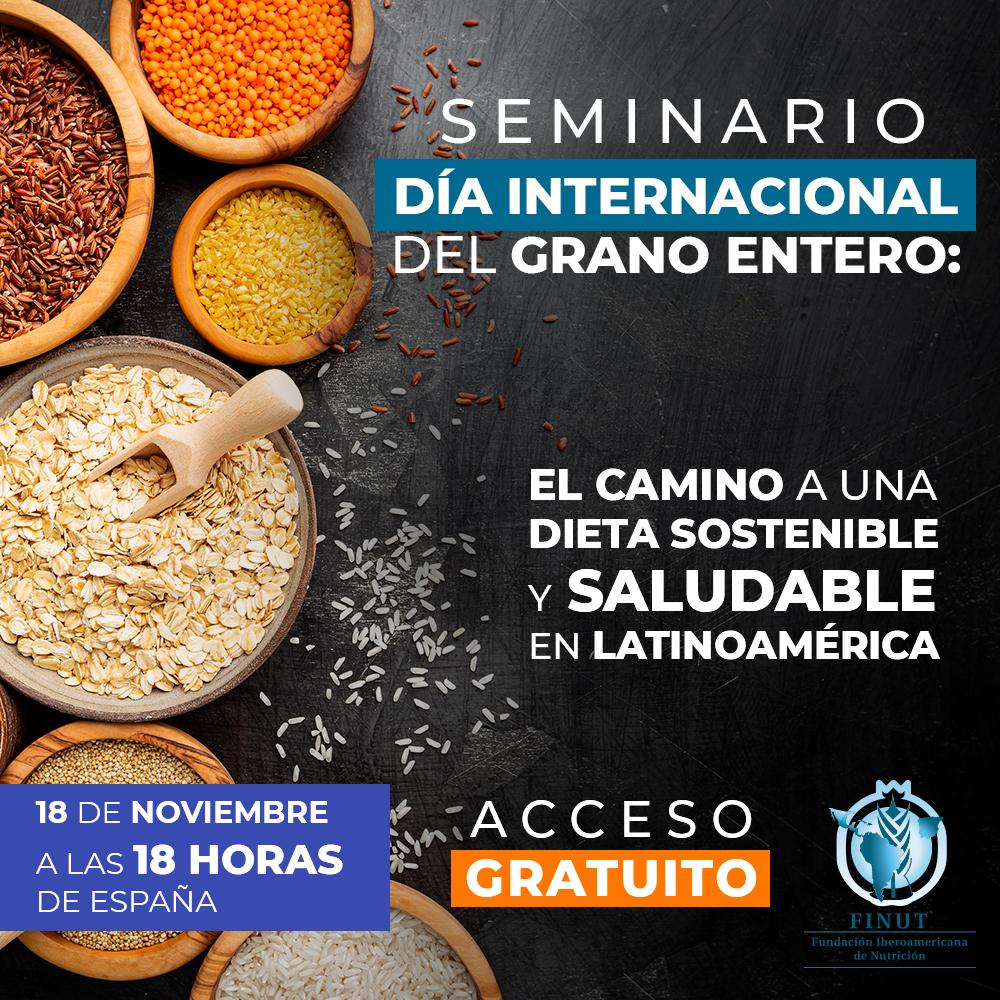 seminario dia internacional del grano entero