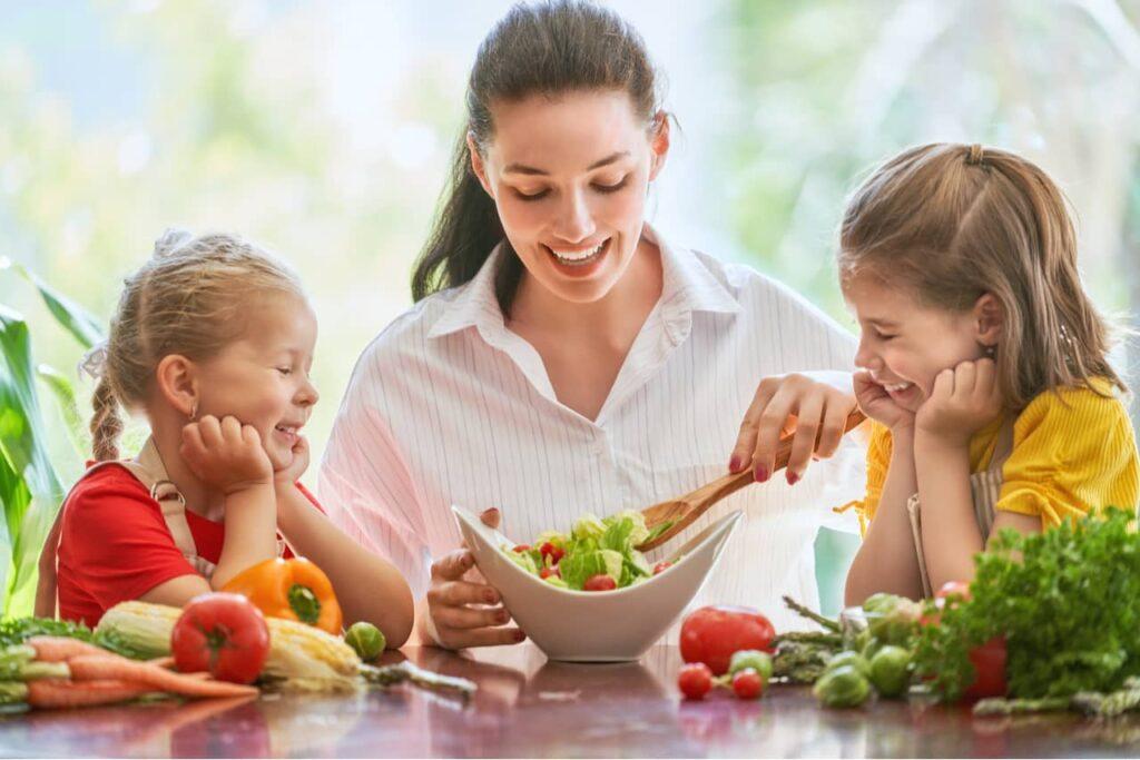 Noticia FINUT 139 indicadores calidad dieta infantil