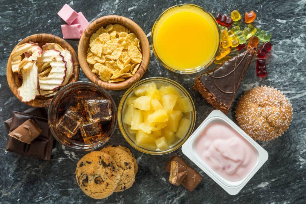 Noticia ingesta máxima tolerable de azúcares FINUT