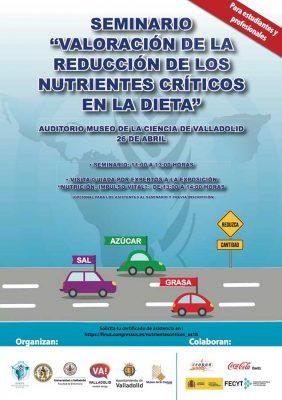 Cartel-Seminario-Nutrientes-Críticos-Valladolid