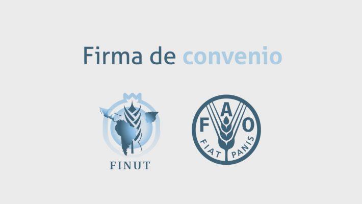 Firma convenio FAO