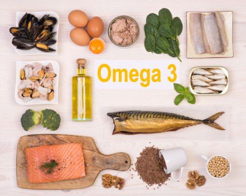 53950123 - food rich in omega 3 fatty acid