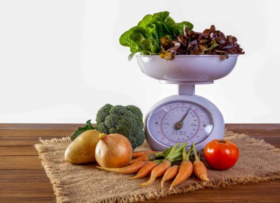 Vegetables Healthy Weight Loss