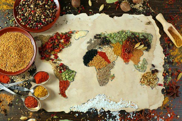 Guías alimentarias del mundo